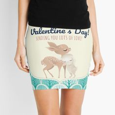 Wish Come True, Matching Outfits, Knitted Fabric, Cuddling, Deer, Casual Outfits, Bunny, Mini Skirts, Valentines