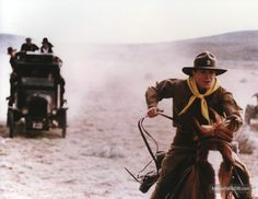 Indiana Jones and the Last Crusade - Publicity still of River Phoenix