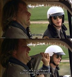 Love it.  Cracks me up every time. Dumb and Dumber