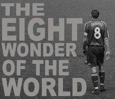 The Eight Wonder of The World #SG08 #LFC