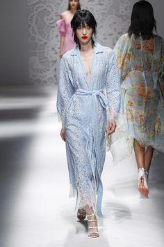 Blumarine Spring 2018 Ready-to-Wear Collection Photos - Vogue