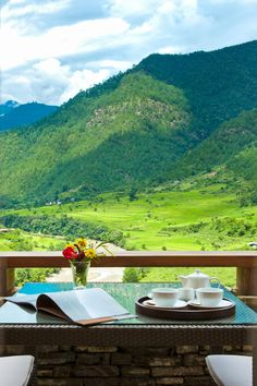 Bhutan - simply beautiful.  I got this feeling of getting away when I saw this pic :)
