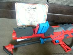 BoomCo Rapid Madness Blaster #toy #review on @SerenityYou