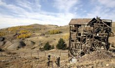Trails of gold: Colorado's coolest hike will take you past ghost towns and abandoned mines - Posted on Roadtrippers.com!