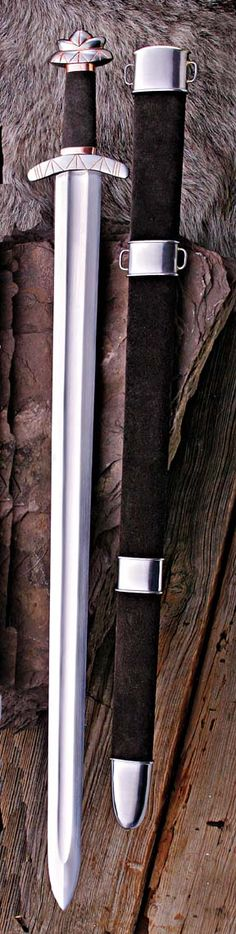 Sticklestad Viking Sword | WarGod.co.nz For more Viking facts please follow and check out www.vikingfacts.com don't forget to support and follow the original Pinner/creator. Thx