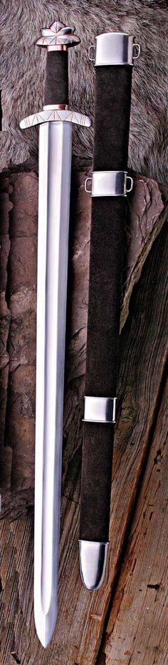 Sticklestad Viking Sword | WarGod.co.nz