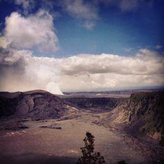 Volcanoes National Park, The Big Island.