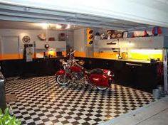 harley davidson garages - Pesquisa Google
