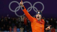 Sven Kramer is de koning van de 5000 meter. Dutch People, Lund, Olympians, Victorious, Sports, Fashion, Heroes, Hs Sports, Moda