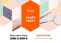 The Handmade Pueblo Team will be hosting a local #pueblo #craftparty on June 5th.  More details here: https://www.facebook.com/events/1564551007144487/  Craft Party 2015
