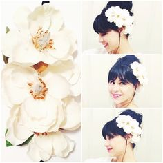 #Flowers in the air! #Beautiful #handcrafted #bridal #bohemian #hippie #indie #headband Emoticon smile! Get ready for #summer! Find my #hair #fashion creations at #etsy: #TheFlowerGirlStore etsy.com/shop/TheFlowerGirlStore.com #art #artist #artisan #handmade #vintage #musicfestival #wedding #bridetobe #bridesmaid #etsyelite #etsyfashionhunter #favehandmade #craftsposure #helloinhandmade #makersvillage #flowerchild #flowercrown