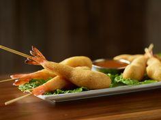 Shrimp Corndogs