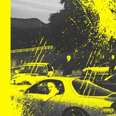 another version i did of the Jackboys cover #travisscott #jackboys #yellow #graphic #travis #graphicdesign Travis Scott, Alaska, Graphic Design, Abstract, Yellow, Cover, Artwork, Movie Posters, Summary