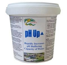Hydra pH Up - 32 Oz Rapid Ph Treatment for Water in Ponds with pH Below 5.5 by HYDRA. $19.75. No harmful effect to pond plants. Safe for aquatic life, including delicate fish. Immediately rectified pH crashes that can cause fish death. Neutralises excess acids instantly. Free from algae-growth promoting phosphates. Rapid release pH buffering solution for emergency treatment in case of pH crash (pH below 5.5). Hydra pH Up immediately and easily rectifies the pr...