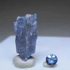 Jeremejevite. Very rare mineral.