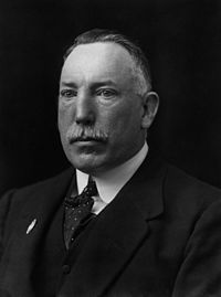 1924 ♦ May 26 - James Craig, 1st Viscount Craigavon, prominent Irish unionist politician, leader of the Ulster Unionist Party and the first Prime Minister of Northern Ireland.