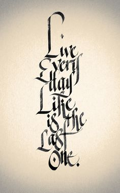 pinterest.com/fra411 #calligraphic - by Mister Kams.