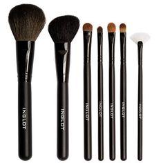 Inglot Cosmetics Makeup Brush Set 14