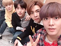 Jaehyun, WinWin, Johnny & Yuta •• NCT
