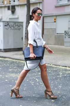 Ferrache Dress, Michael Kors Bag, Hera Sandals, Jord Wood Watches Watch, Zara Sunglasses