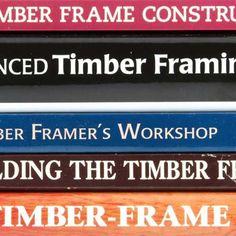 Timber Framing Book