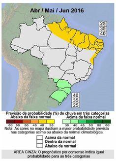 CONSTRUINDO COMUNIDADES RESILIENTES: Previsão Climática para o Trimestre de Abril a Jun...