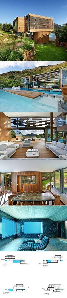 Spa House par Metropolis Design - Journal du Design