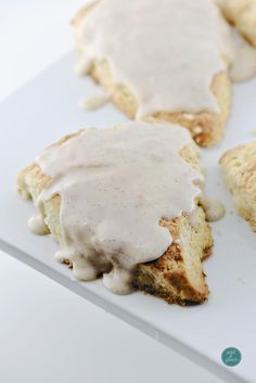 Classic Cream Scones make for a wonderful breakfast or brunch treat! Simple to make, cream scones are always a favorite.