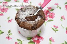 Çikolatalı Sufle (Videolu Tarif) | Kevserin Mutfağı - Yemek Tarifleri