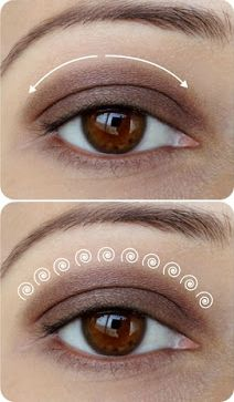 Step by Step: How To Blend Your Eyeshadow Like A Makeup Artist