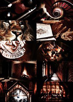 houses of hogwarts → gryffindor