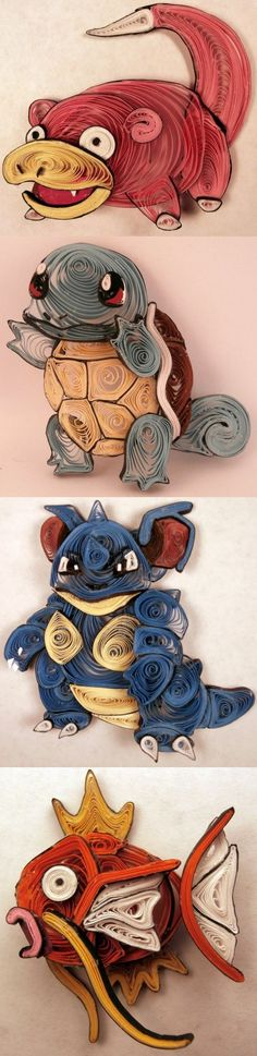 Pokemon quilling More