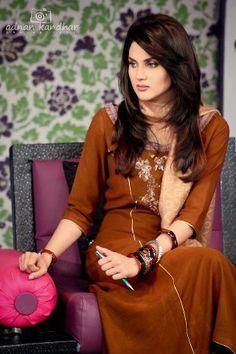 Pakistani Actress Fiza Ali Latest Photoshoot 2013