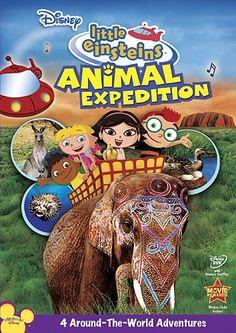 Disney's Little Einsteins: Animal Expedition Little Einsteins http://www.amazon.com/dp/B002W1HBL6/ref=cm_sw_r_pi_dp_u-Tywb15MY73P