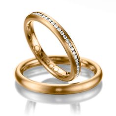 ring Cool Wedding Rings, Wedding Bands, Ring Verlobung, Bangles, Bracelets, Gold Rings, Engagement Rings, Jewels, Bridal