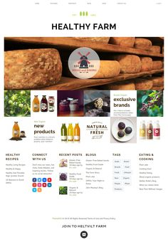 Healthy Farm is Premium full Responsive Retina WordPress Agriculture Theme. WooCommerce. Visual Composer. Revolution Slider. http://www.responsivemiracle.com/cms/healthy-farm-premium-responsive-food-agriculture-wordpress-theme/