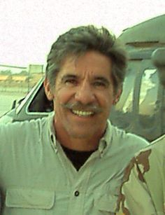 the ronnie republic: Geraldo Rivera Talks Puerto Rican-Jewish Pride and...