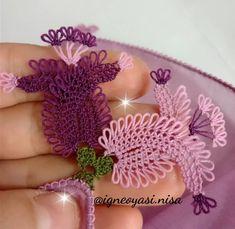 Crochet Flower Tutorial, Crochet Flowers, Needlework, Crochet Earrings, Jewelry, Amigurumi, Needlepoint, Embroidery, Dressmaking