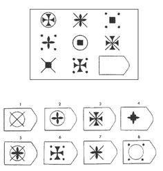 IQ Test Patterns