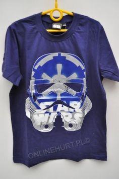 Bluzka Dziecięca Star Wars 961-464  _A12  (116-152)