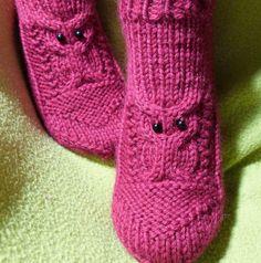 Knitting For Kids, Knitting Socks, Kids Socks, Crochet Fashion, Knit Crochet, Slippers, Pattern, Crafts, Shoes