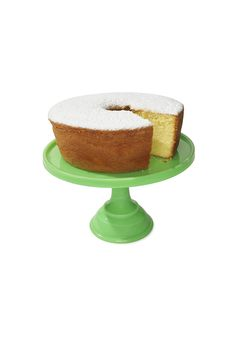 The O List taste testers were rendered speechless (mouths full) by this moist cream—cheese pound cake from Sugaree's Bakery. It's made using a recipe from Robbie Ray, a Mississippi woman who clearly knows her way around a cake pan.