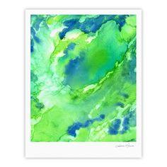 "Rosie Brown ""Touch of Blue"" Fine Art Gallery Print"