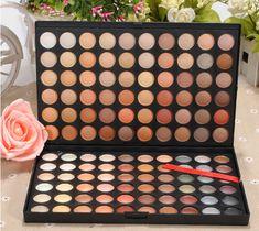 For casual makeup, party makeup, wedding makeup, etc. Eyeshadow Set, Blending Eyeshadow, Eyeshadow Palette, Eye Makeup Tips, Makeup Case, Party Makeup, Wedding Makeup, Casual Makeup, Design Palette