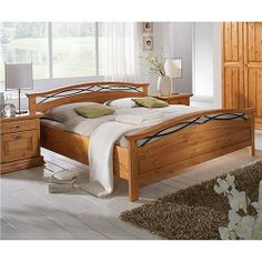 Laque, Betta, Bedroom, Furniture, Home Decor, Honey, Bedroom Bed, Twin Size Beds, Farmhouse