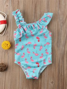 Little Girl Outfits, Kids Outfits, Baby Halloween Outfits, Pig Costumes, Baby Swimwear, Baby Girl Swimsuit, Cute Baby Clothes, Baby Wearing, Fashion Pants