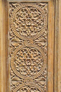 Samarkand woodwork