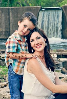 Mom & Son photography <3