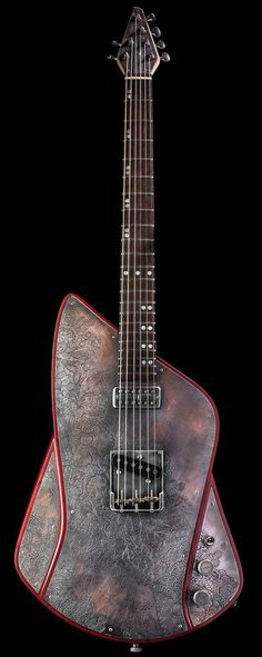 Vice Guitars 707 Style Custom --- www.pinterest.com...
