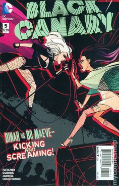 Black Canary (2015 4th Series) 5A